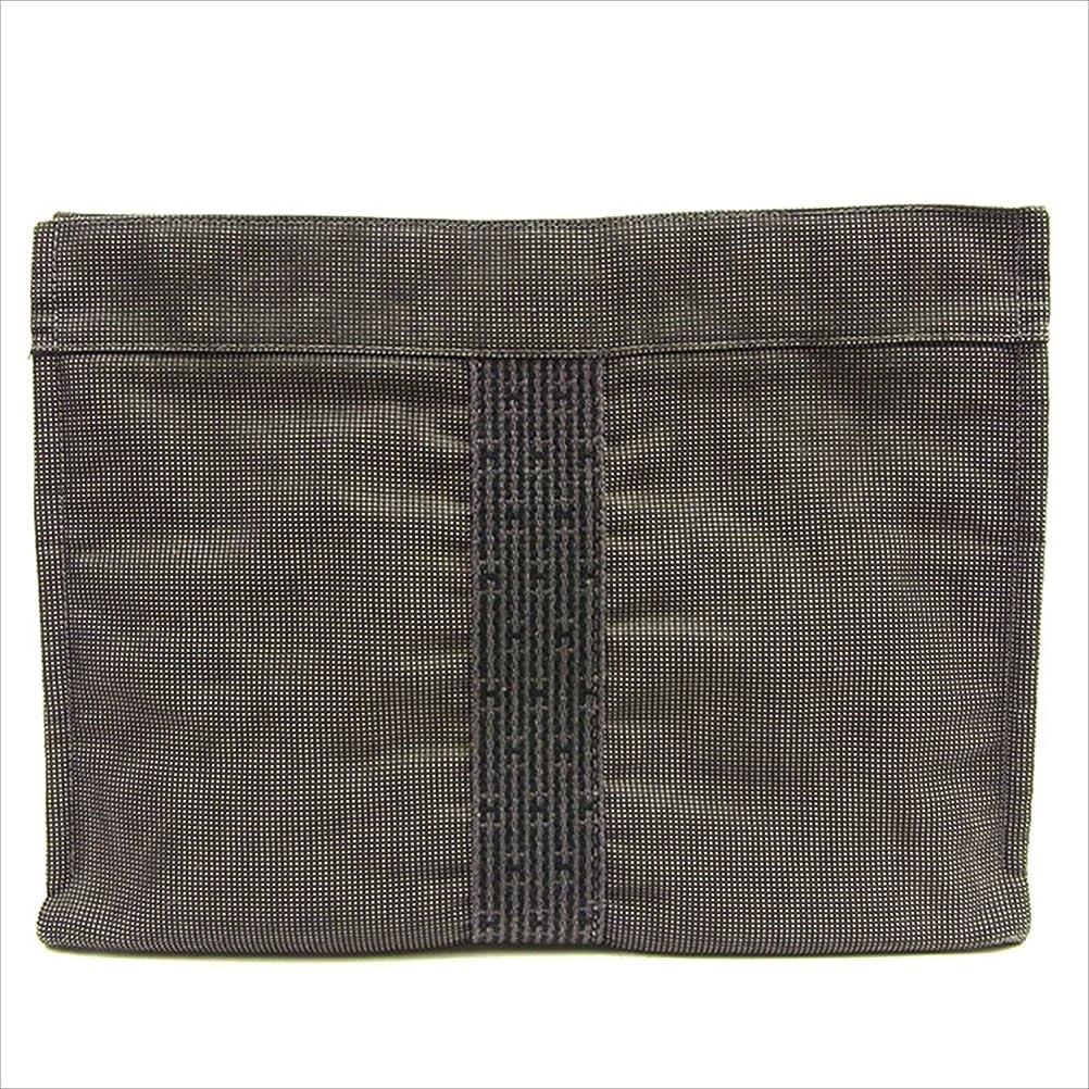 ホイールパプアニューギニア命令的(エルメス) Hermès クラッチバッグ セカンドバッグ エールライン メンズ可 中古 T651