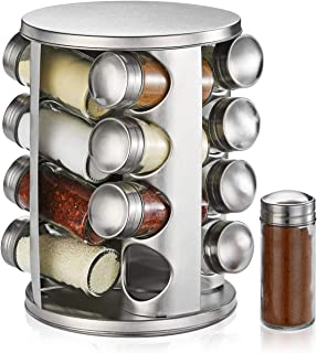 Best spice rack tower Reviews