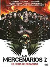 Los Mercenarios 2 [DVD]