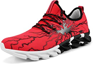 Men's Tennis Shoes Spiderman Graffiti Fashion Sneakers Breathable Sports Running Shoes for Basketball