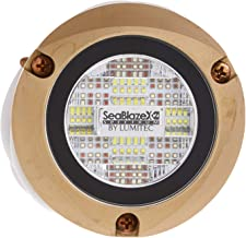 Lumitec SeaBlaze X2 Underwater Light, Bronze, Spectrum RGBW, One Size
