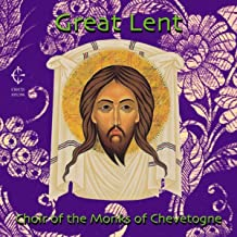 Presanctified Liturgy: