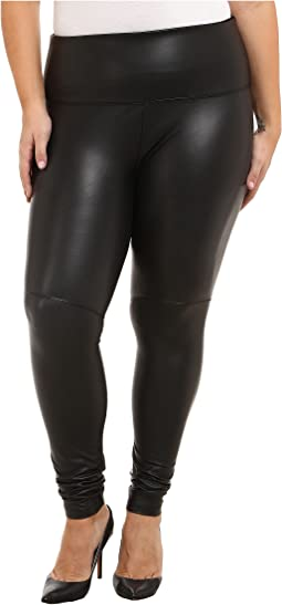 Lysse - Plus Size Vegan Leather Legging