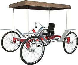Best 4 wheel pedal bike plans Reviews