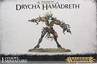 "GAMES WORKSHOP 99120204017"" Age of Sigmar Sylvaneth Drycha Hamadreth Action Figure"