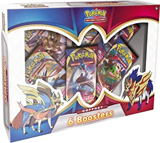 Asmodee Coffret 6 boosters 2021