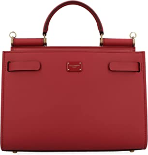 Luxury Fashion | Dolce E Gabbana Womens BB6625AV38587124 Red Handbag | Fall Winter 19
