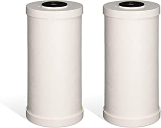 Fette Filter - Premium Heavy Duty Sediment Replacement Cartridge Compatible with GE FXHTC. Also Compatible with RFC-BBSA. 2-Pack