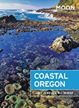 Moon Coastal Oregon (Travel Guide)
