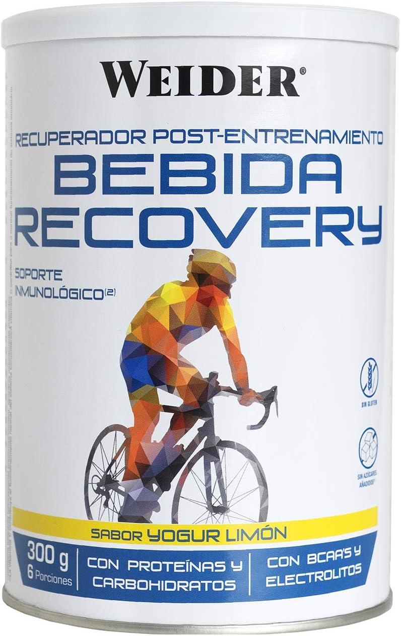 Bebida Recovery en Polvo Yogurt Limón. 300G. Recuperación ...