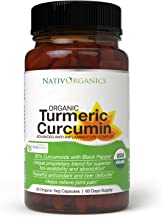 Best turmeric strength for whole body side effects Reviews