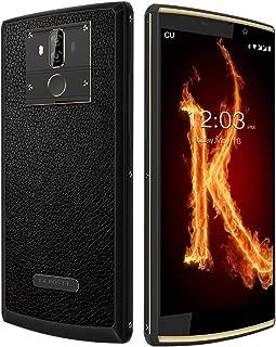 OUKITEL K7 Pro 10000mAh Big Battery Dual Nano SIM 4G Unlocked Cellphone, 4GB + 64GB Android 9.0, MT6763 Octa Core,5MP + 13MP Camera 6''HD+ Screen Smartphone-Black