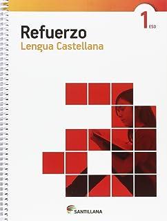 CUADERNO REFUERZO LENGUA 1 ESO - 9788468039930