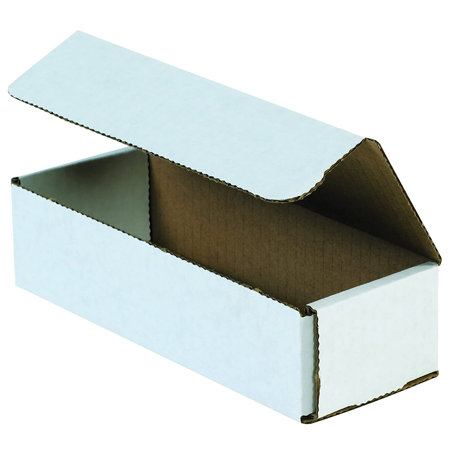 NEW Boxes Fast BFM832 Corrugated Cardboard Mailers Free Shipping Cheap Bargain Gift 3 x 8 Inches 2