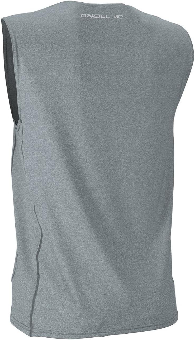 ONeill Mens Hybrid UPF 50 Sleeveless Sun Shirt