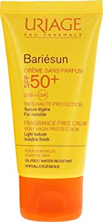Uriage Bariésun SPF 50+ Cream 50ml + 1 Lips Stick SPF 30 4g Free