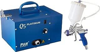 Fuji 2895-T75G Q5 Platinum Quiet HVLP Spray System