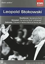 Beethoven Symphony No. 5 & Schubert Symphony No. 8 / Leopold Stokowski, London Philharmonic Orchestra
