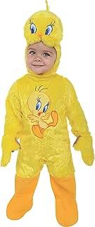 Looney Tunes Tweety Bird Romper Costume