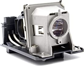 Emazne NP18LP Projector Replacement Compatible Lamp with Housing Work for NEC: NP-V300X/NEC: NP-VE280X/NEC: NP-VE280/NEC: ...