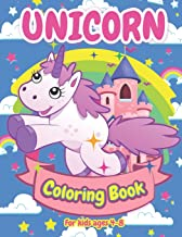 Unicorn Coloring Book for Kids Ages 4-8: Unicorn is real! - Learn and Fun with Big Images and Cute Unicorn.