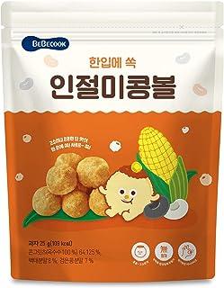 BeBecook My First Yummy Corn Balls ,Original, 25 g