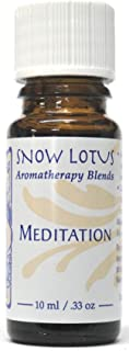 Snow Lotus Meditation Life-Enhancing Essential Oil Blend 10ml