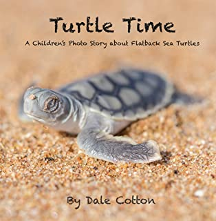 Turtle Time: A Children's Photo Story about Flatback Sea Turtles