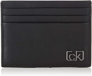 Calvin Klein Signature Cardholder Wallet, Black, 11 cm, K50K505313