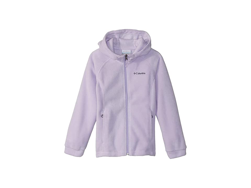 Columbia Kids Bentontm II Hoodie (Little Kids/Big Kids) (Soft Violet) Girl