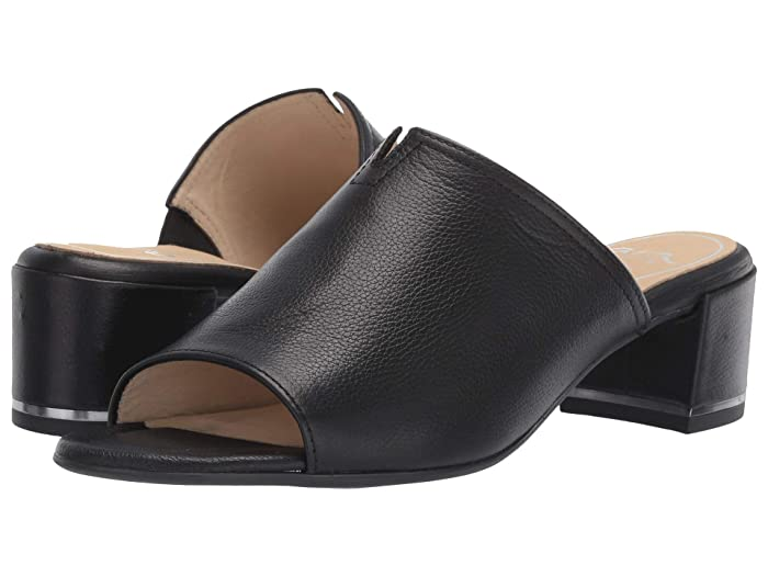 ara  Gerty (Black) Womens Dress Sandals