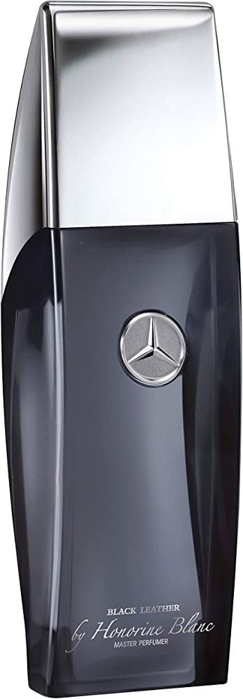 Mercedes benz vip club eau de toilette per uomo black leather natural spray 100 ml MBMV107