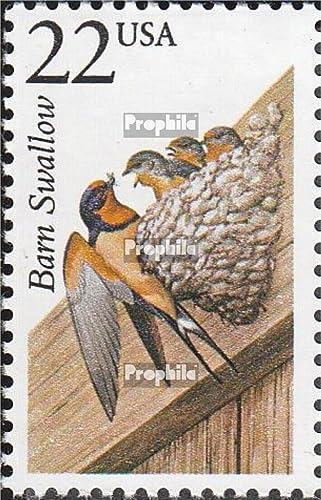 Prophila Collection EEUU 1883-1932 (Completa.edición.) 1987 De América del Norte Fauna (Sellos para los coleccionistas) Aves