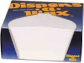 DXE434BX - Dispens-A-Wax Waxed Deli Patty Paper