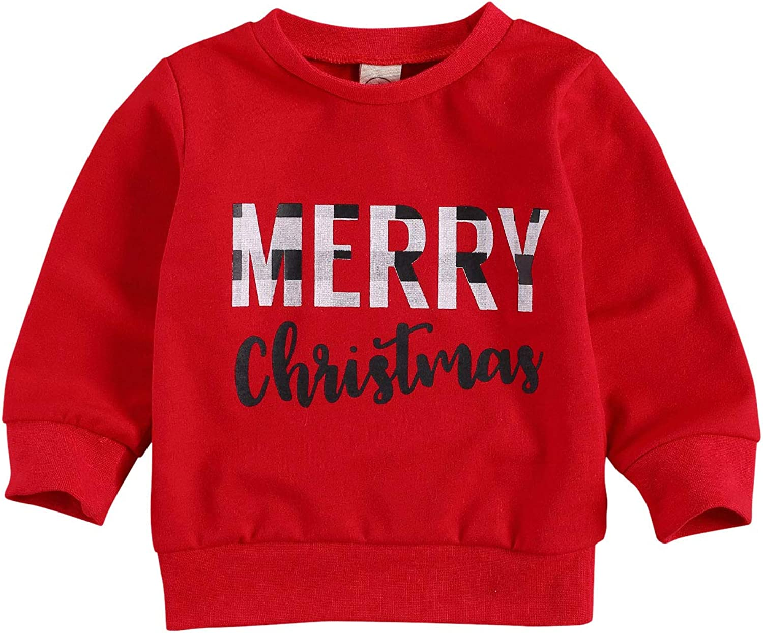 Infant Toddler Baby Girl Long Sleeve Shirts Mamas Girl Pullover Sweatshirt Tops Fall Outfit Casual Clothes
