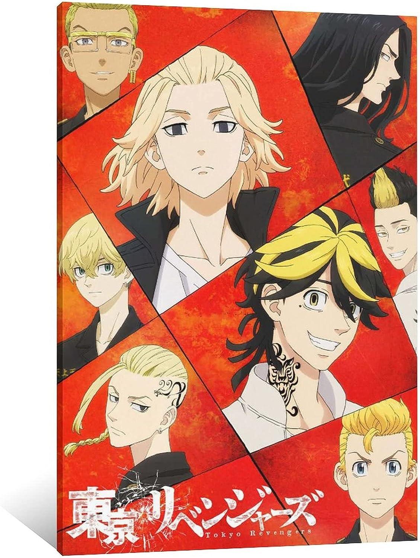 FINDEMO 5% OFF Super-cheap Tokyo Avengers Hanagaki Decorative P Poster Budo