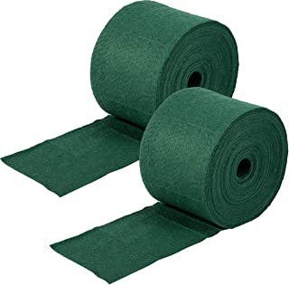 ANPHSIN 2 Pack Tree Protector Wraps- 65 Foot Winter-Proof Tree Trunk Guard Protector Wrap Shrub Plants Antifreeze Bandage Packing Tree Protector Wrap for Keep Warm and Moisturizing (Thickened)