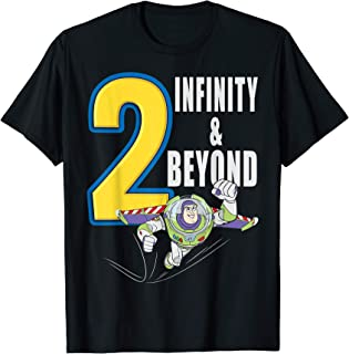 Disney Pixar Toy Story Buzz Lightyear Fly Quote T-Shirt