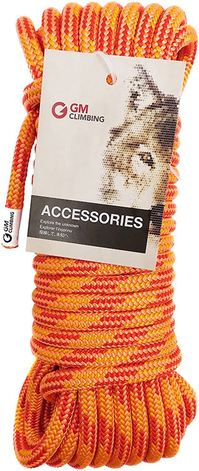GM CLIMBING 30kN 11.5mm double Bride rigging rope 30M