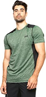 Under Armour Mens Raid Sleeveleshort Sleeve Tee-Shirt