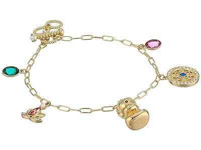 Swarovski Symbolic Buddha Bracelet (Light Multi) Bracelet