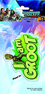 Guardians of the Galaxy ST MGOG2 IAMG_4b8 Vol.2 I am Groot Decal