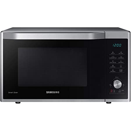 Samsung 32 L Convection Microwave Oven (MC32J7035CT/TL, Grey)