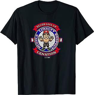 Nerds Clothing John Cena Cenation T-Shirt