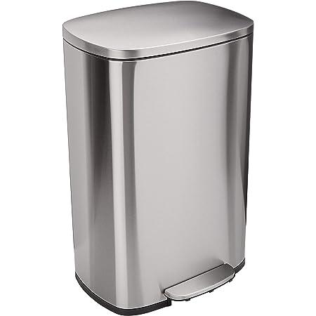 Amazon Basics C-10074FM-50L trash can, 50L