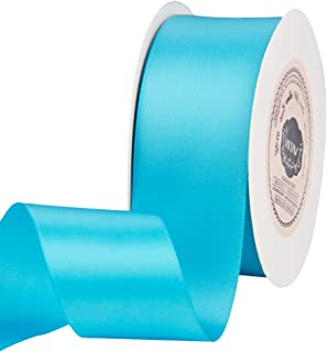 purple and turquoise ribbon