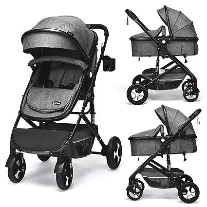 INFANS Baby Stroller for Newborn - Most compatible & adjustable