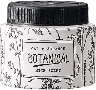 カーメイト 車用 消臭 芳香剤 サイ ボタニカル ゲル 置き型 ラズベリー & ジャスミン 60g G1631