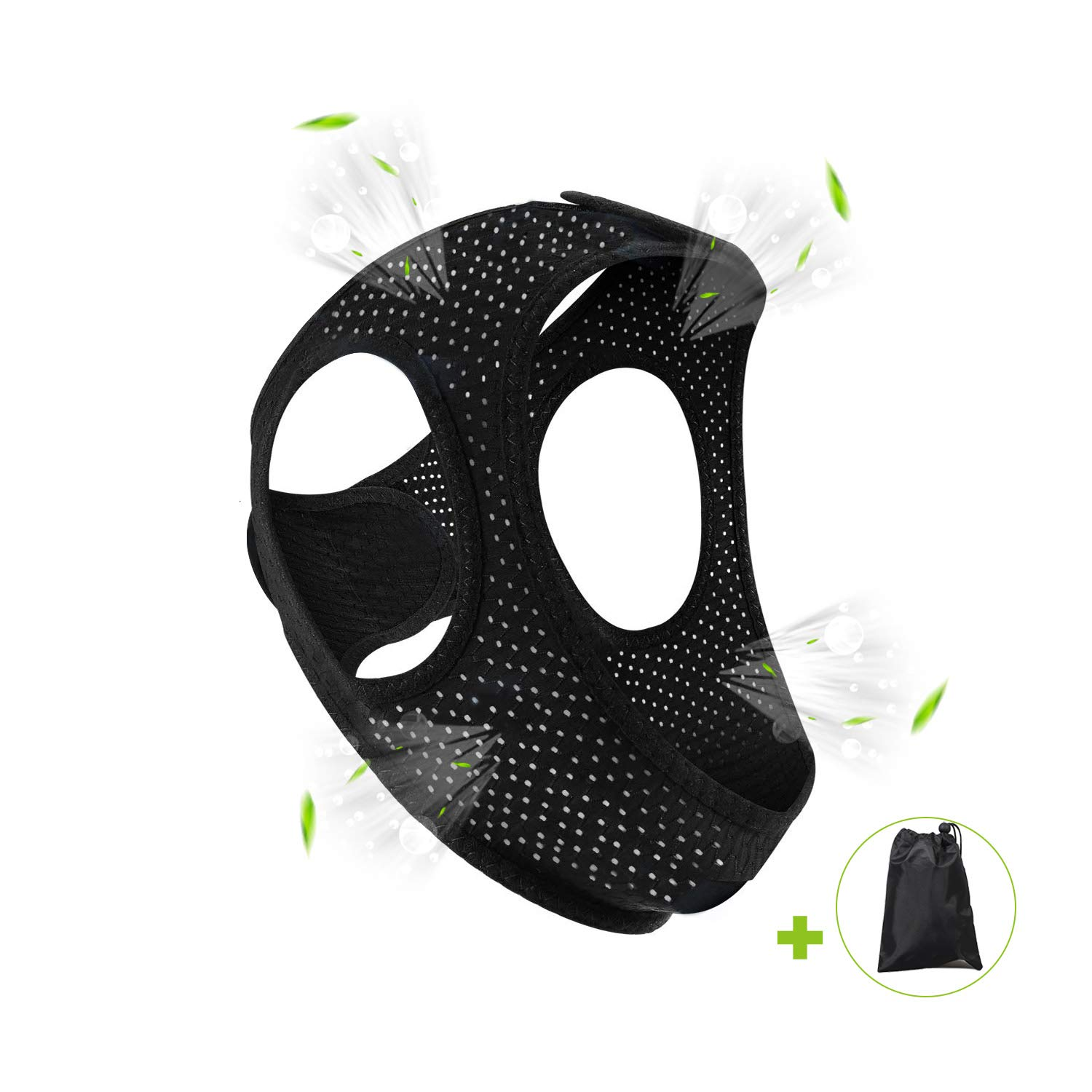 Chin Strap Users Snoring Devices