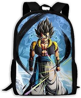 Custom Dragonball Casual Backpack School Bag Travel Daypack Gift